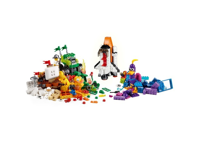 kép nagyítása LEGO® Classic Küldetés a Marsra 10405