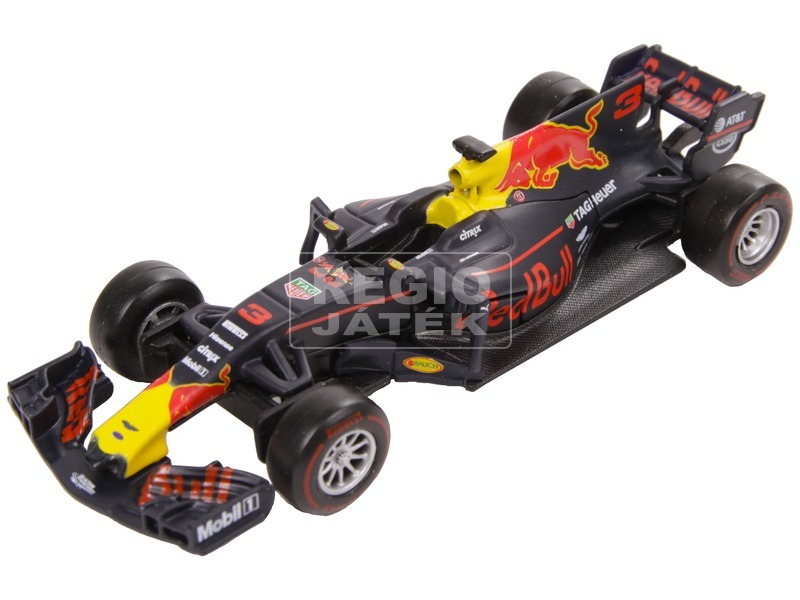 Bburago Red Bull Infiniti RB13 versenyautó - 1:43