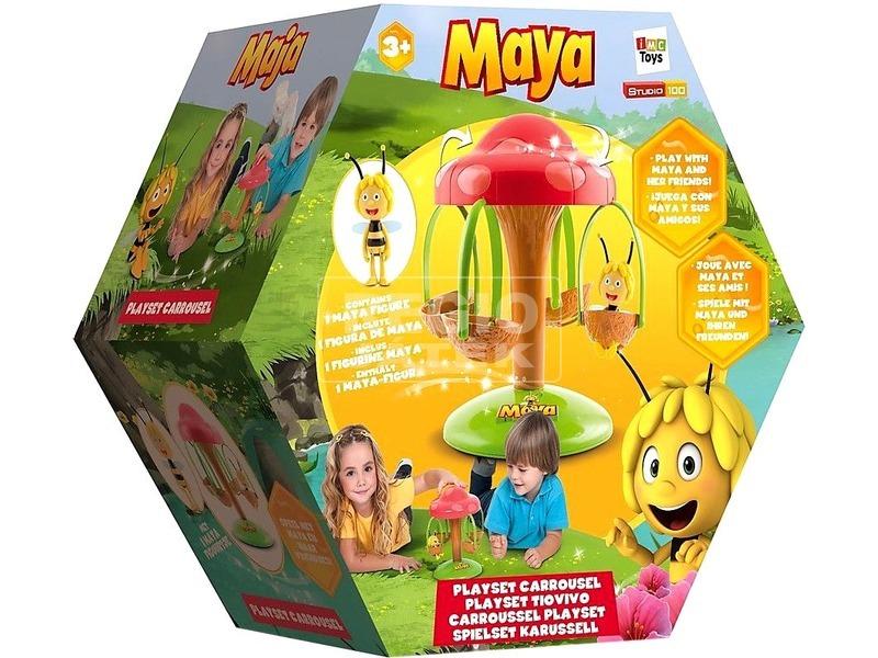 Maja a méhecske körhinta játékkészlet