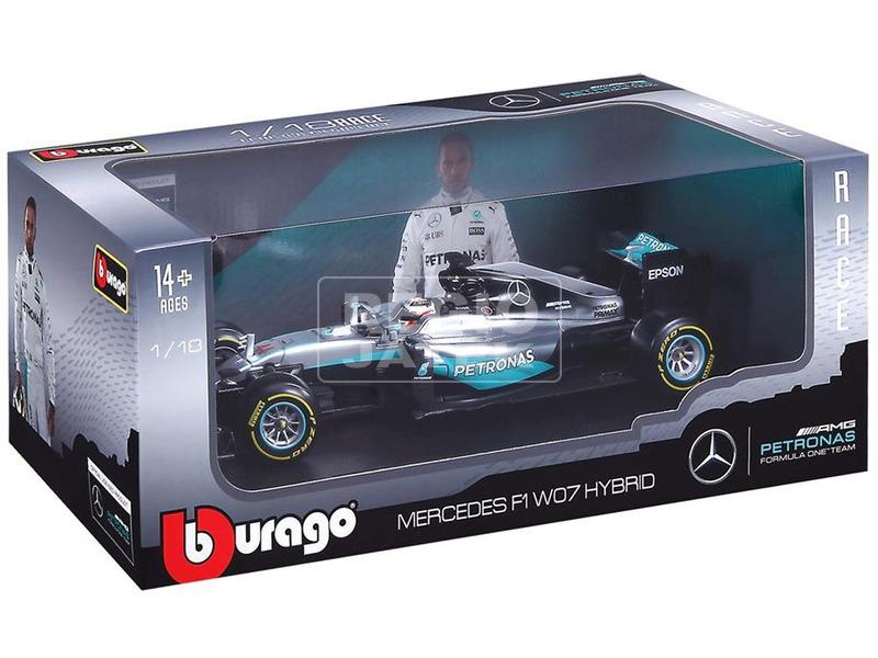 BB 1:18 F1 Mercedes AMG Petronas