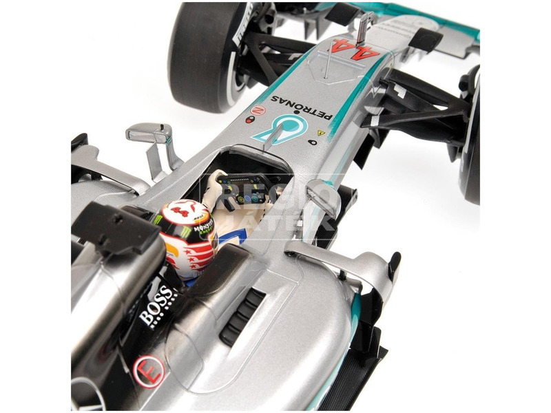 kép nagyítása BB 1:18 F1 Mercedes AMG Petronas