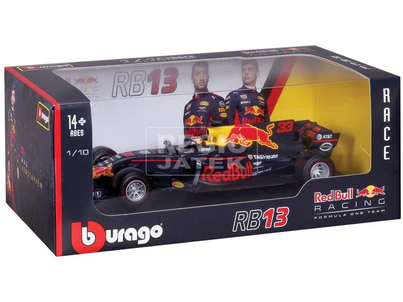 Bburago 1 /18 Red Bull RB 13 Ricciardo