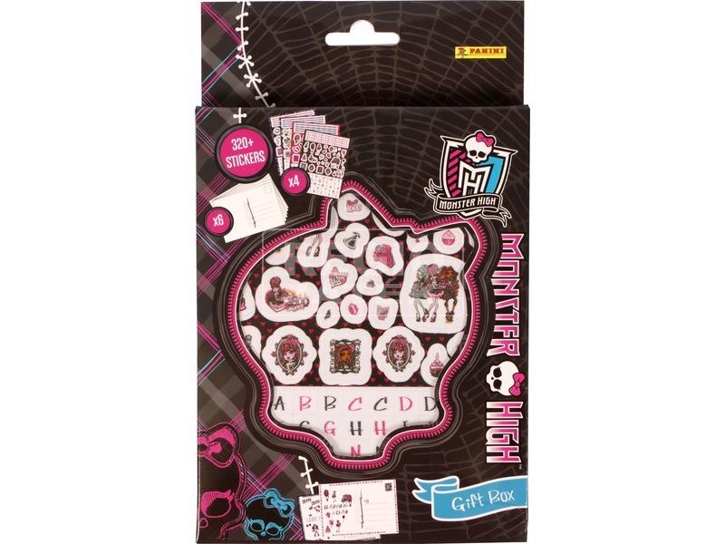 Monster High: matricás díszítő készlet