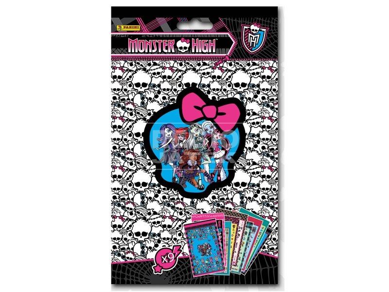 Monster High 700 darabos matrica készlet