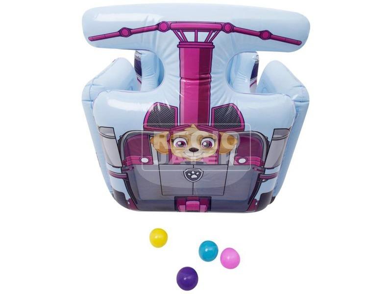 kép nagyítása Mancs Őrjárat felfújható autó labdával 20 darabos