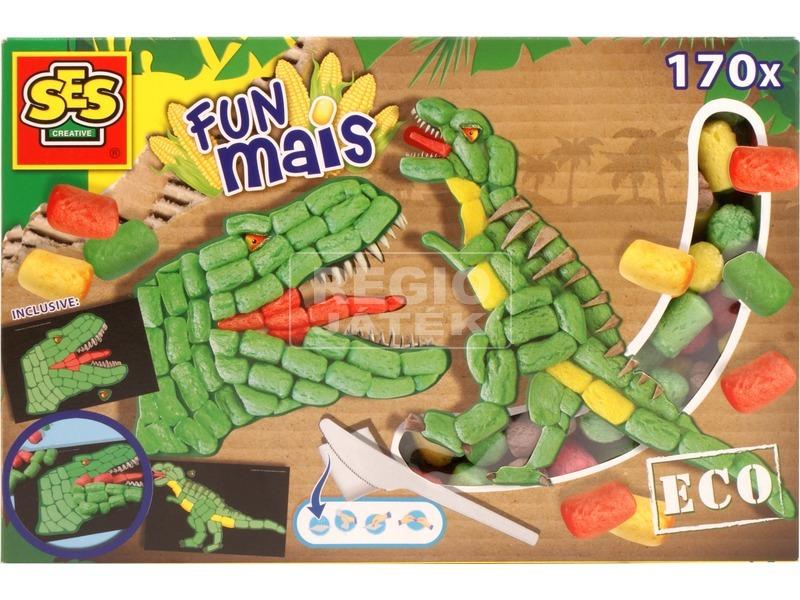 Funmais dinoszaurusz 170 darabos képkirakó