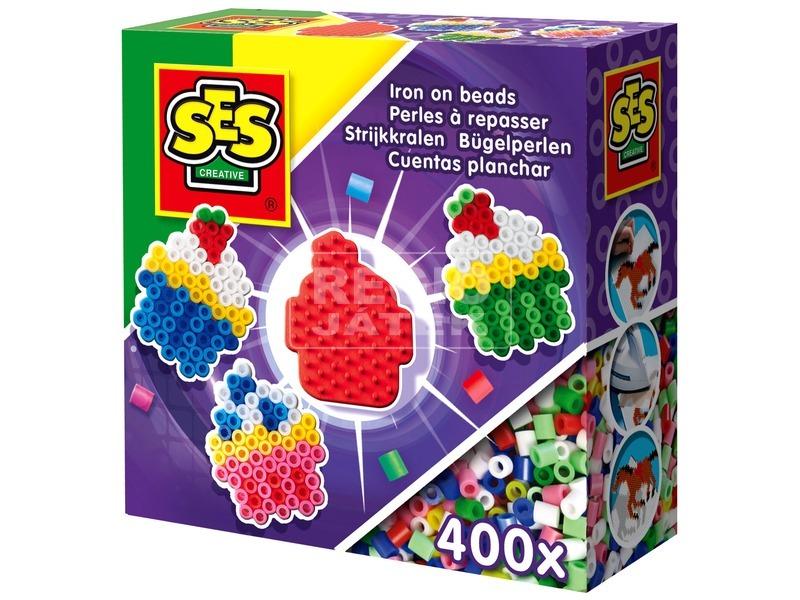 kép nagyítása SES mini vasalható gyöngy készlet - többféle