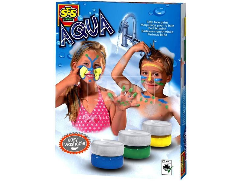 Fürdőszobai arcfestés készlet
