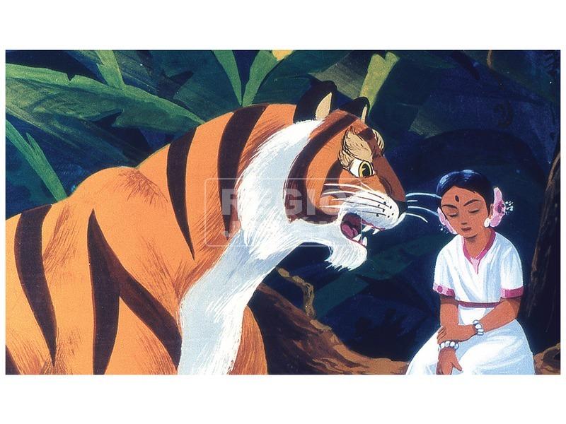 A dzsungel meséje diafilm 34104480