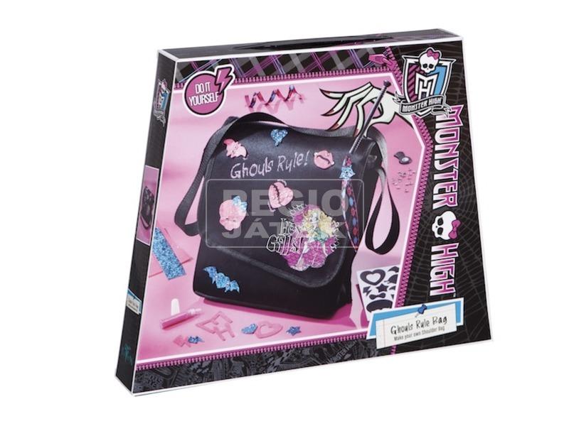 Monster High: táska készítő készlet