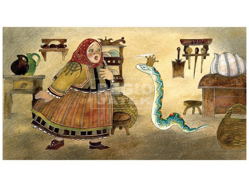 A kígyóbőr diafilm 34102752