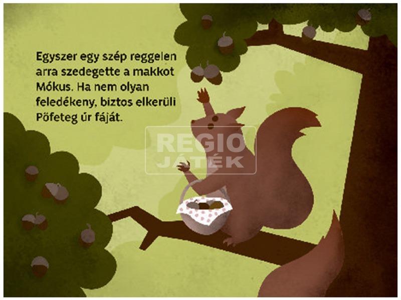 kép nagyítása A mókus, a medve és a pöfeteg diafilm 34104138