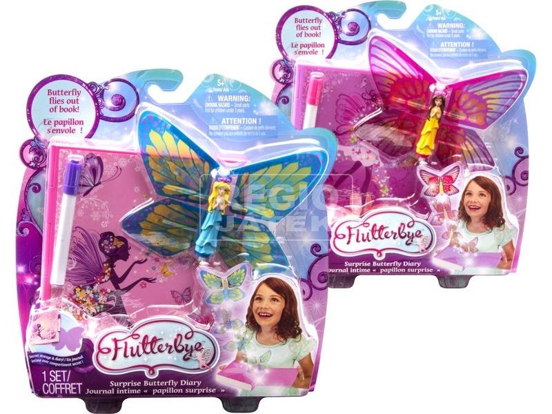 Titkos pillangó napló