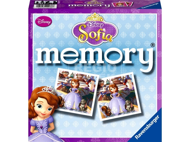 Szófia hercegnő memóriajáték