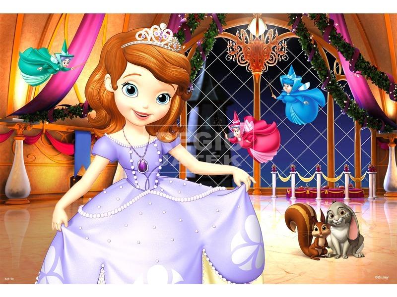 kép nagyítása Szófia hercegnő 2 x 12 darabos puzzle