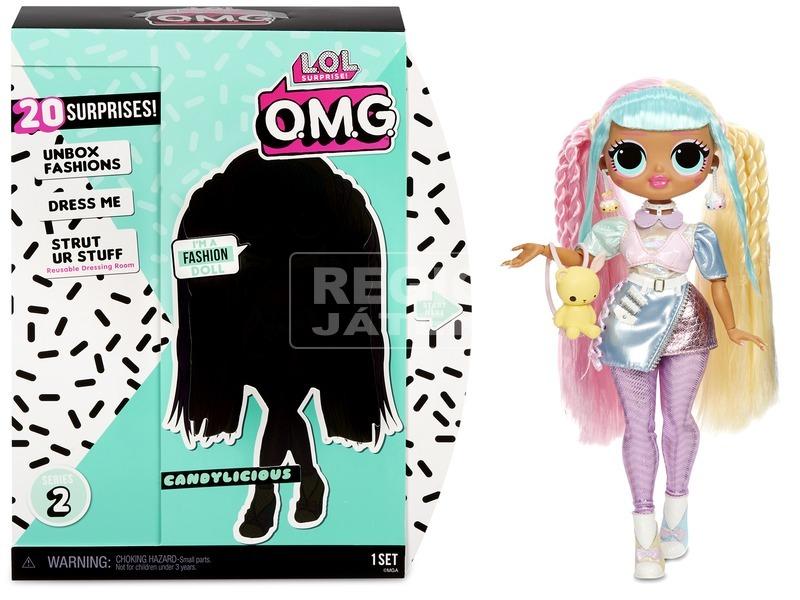 kép nagyítása L. O. L. Surprise O. M. G. Doll