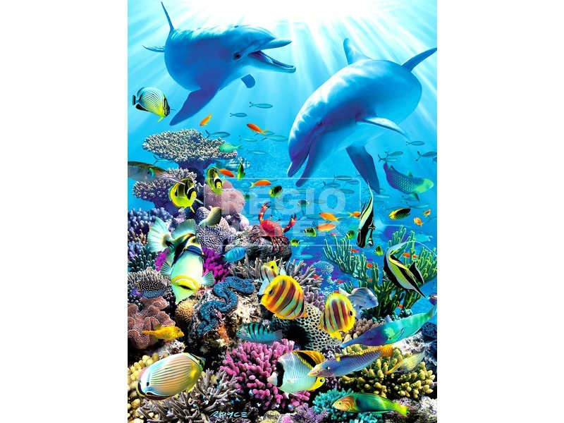 Puzzle 300XXL - Víz alatti kaland