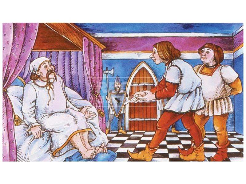 kép nagyítása A szegényember királysága diafilm 34102233