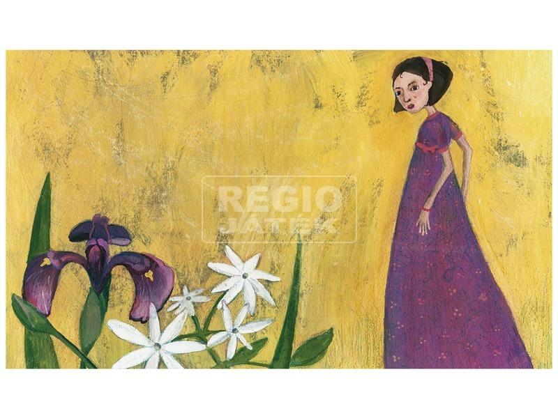 kép nagyítása A szépséges királykisasszony diafilm 34102905
