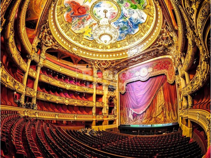 Operaház 1500 darabos puzzle