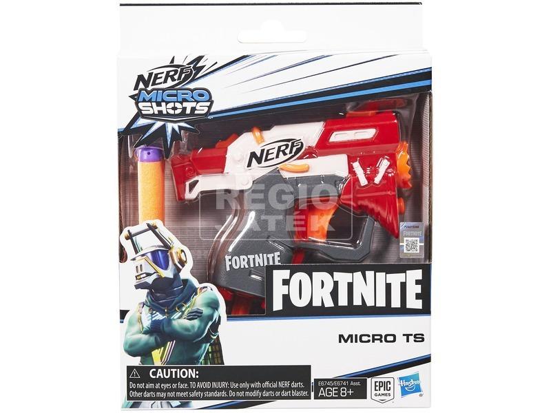 Nerf Fortnite micro kilövő