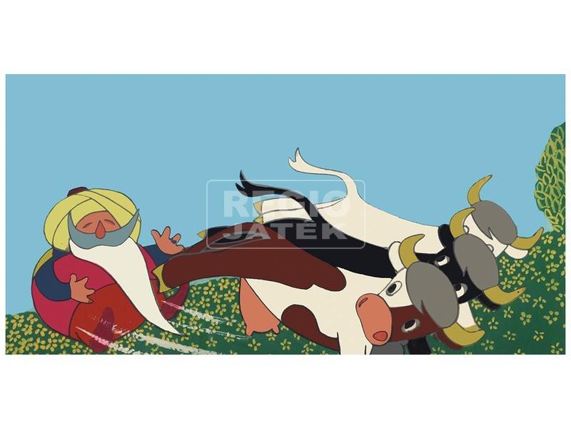 kép nagyítása A török és a tehenek diafilm 34100987