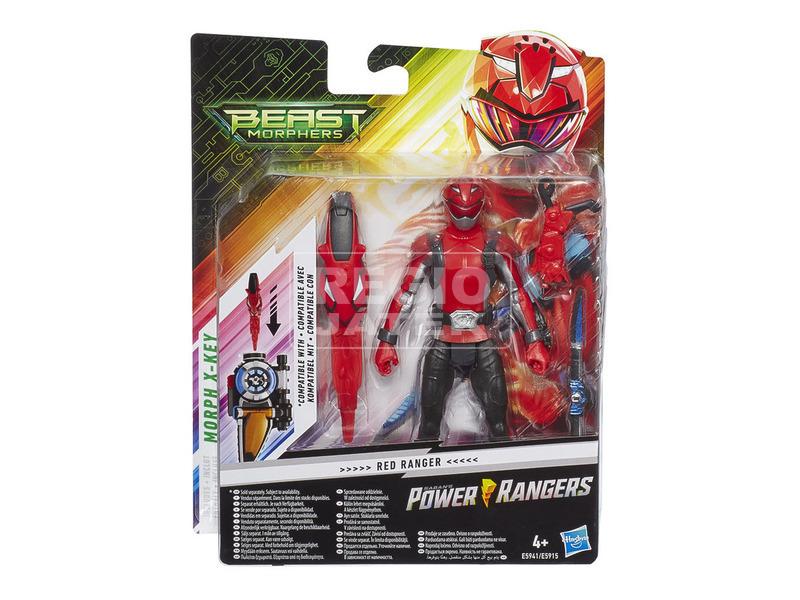 Power Rangers 15 cm figura ast