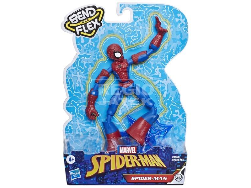 Spiderman figura, többféle
