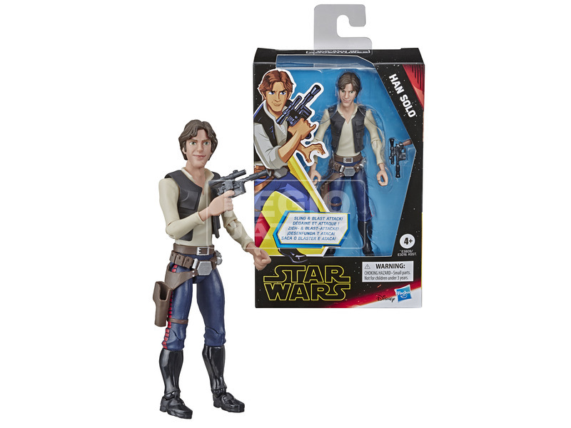 Star Wars: Galaxy of adventures figura, többféle