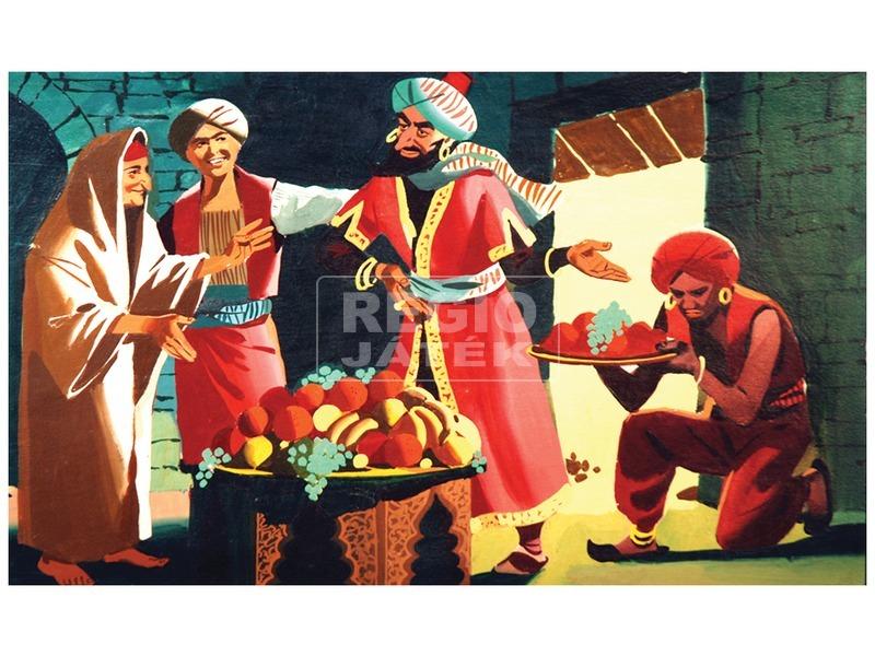 kép nagyítása Aladdin és a csodalámpa diafilm 34102240