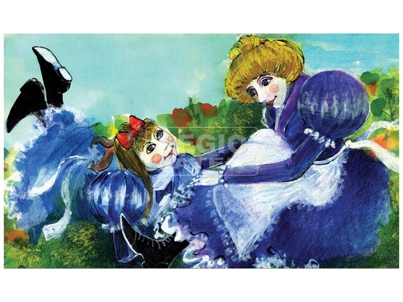 kép nagyítása Alice csoda országban diafilm 34102288