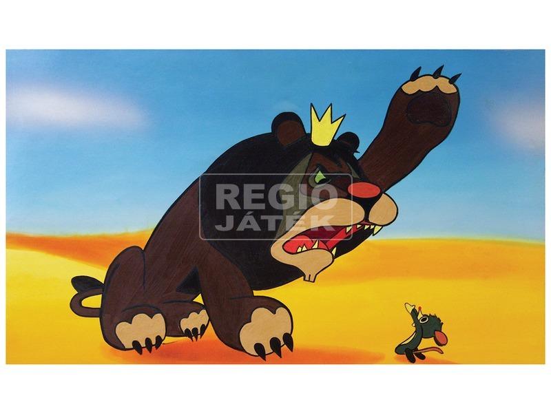 Az egér és az oroszlán diafilm 34100932