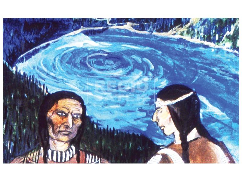 kép nagyítása Az Ezüst-tó kincse diafilm 34102264