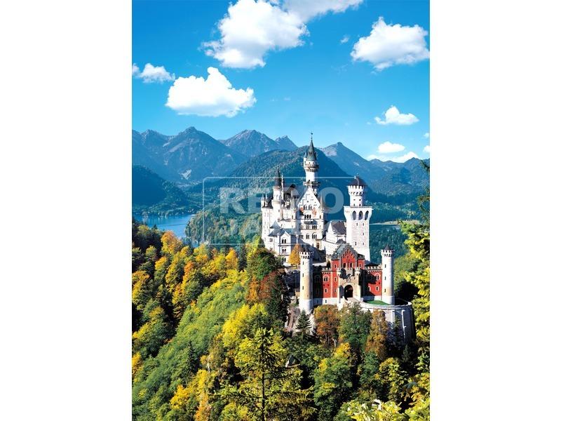 Neuschwanstein-i kastély 1000 darabos puzzle
