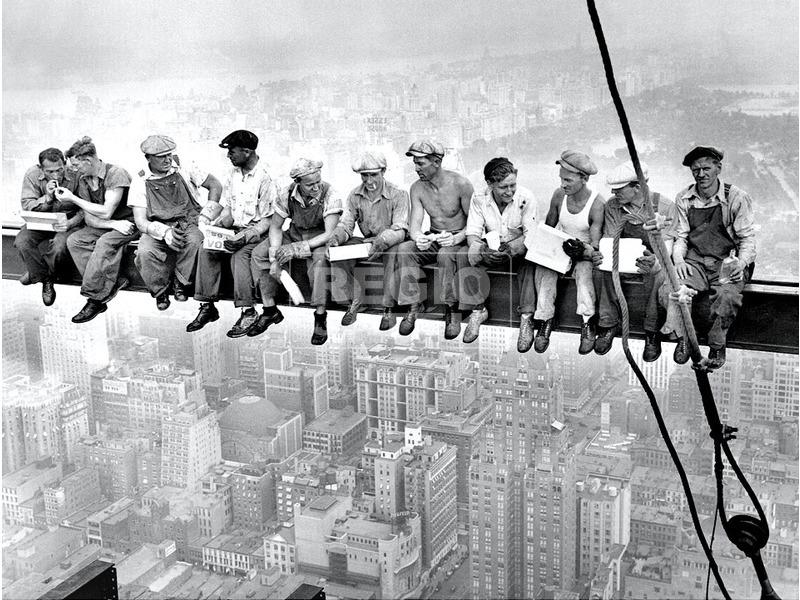 Ebédidő 1932-ben 1000 darabos puzzle