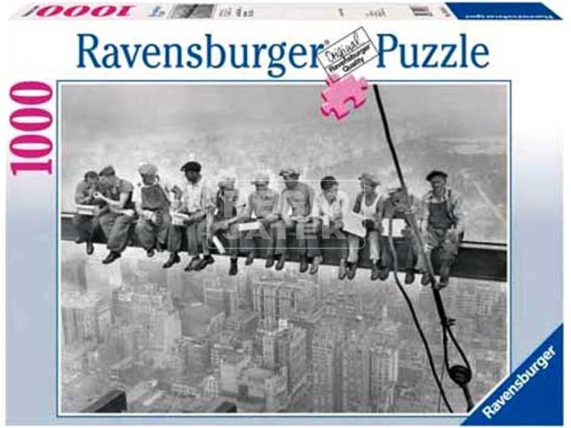 kép nagyítása Ebédidő 1932-ben 1000 darabos puzzle