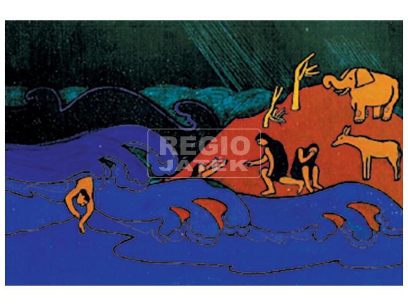 kép nagyítása Az özönvíz diafilm 34101588