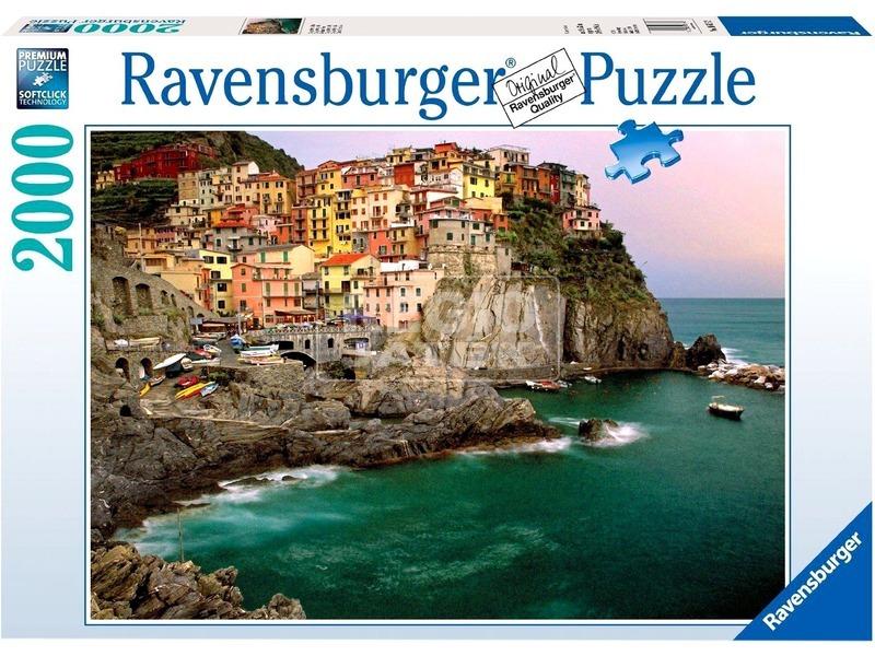 kép nagyítása Cinque Terre 2000 darabos puzzle