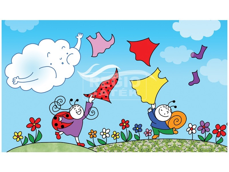 kép nagyítása Bogyó és Babóca - a szél diafilm 34104527