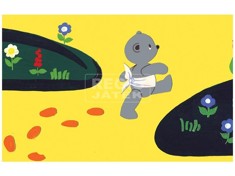 kép nagyítása Boribon, a játékmackó diafilm 34101571