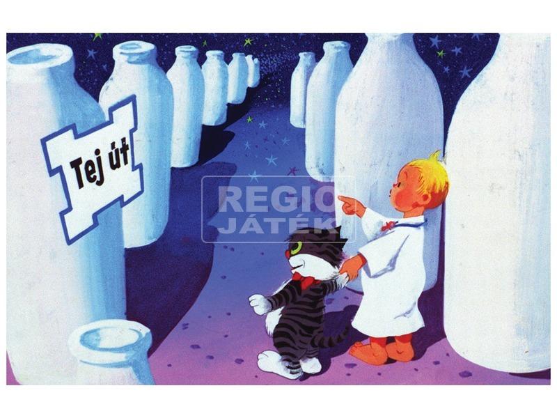 kép nagyítása Cili cica a tejúton diafilm 34101021