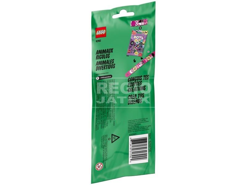 kép nagyítása LEGO® DOTS Mókás állatok karkötő 41901