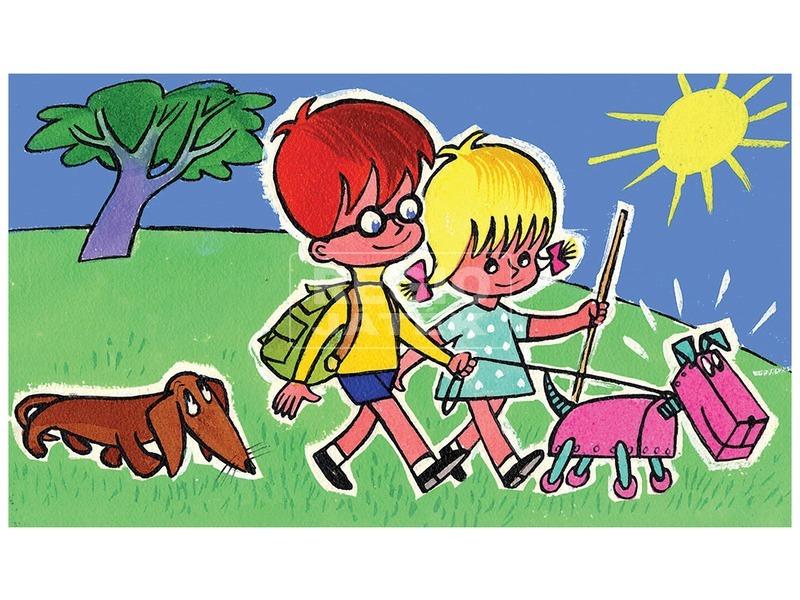 kép nagyítása Dia Dani és Dini kutya diafilm 34104329