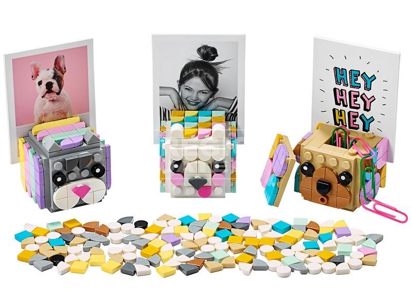 kép nagyítása LEGO® DOTS Állatos képtartók 41904