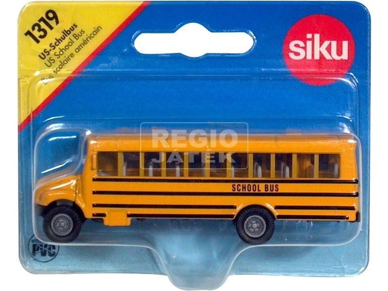 kép nagyítása Siku: amerikai iskolabusz 1:50 - 1319