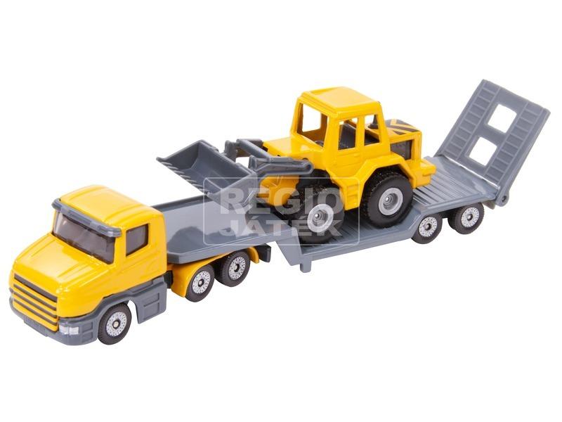 Siku: Scania kamion markolóval 1:87 - 1616