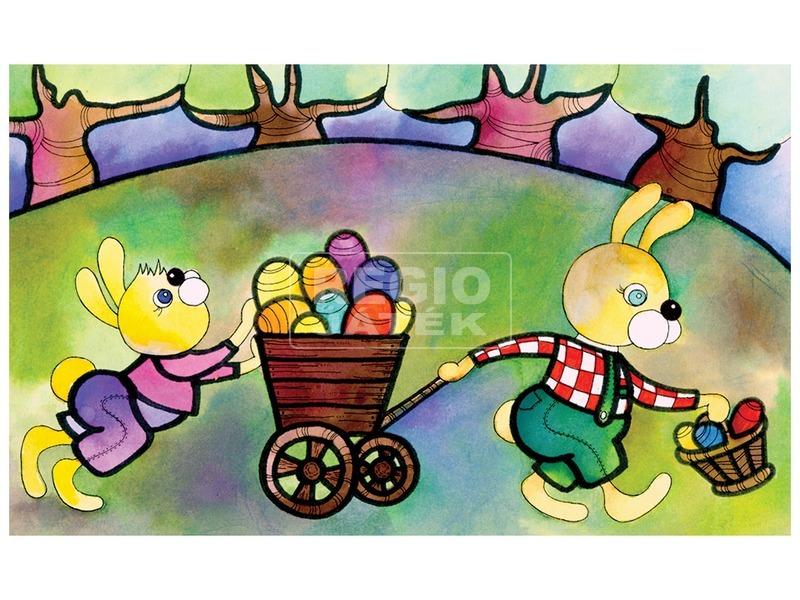 kép nagyítása Húsvéti tojások diafilm 34101304