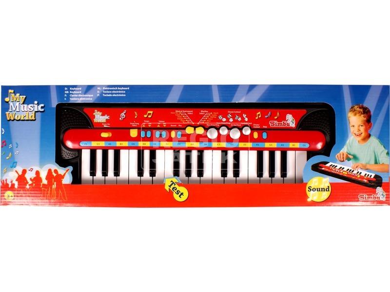 My Music World szintetizátor 32 billentyűvel