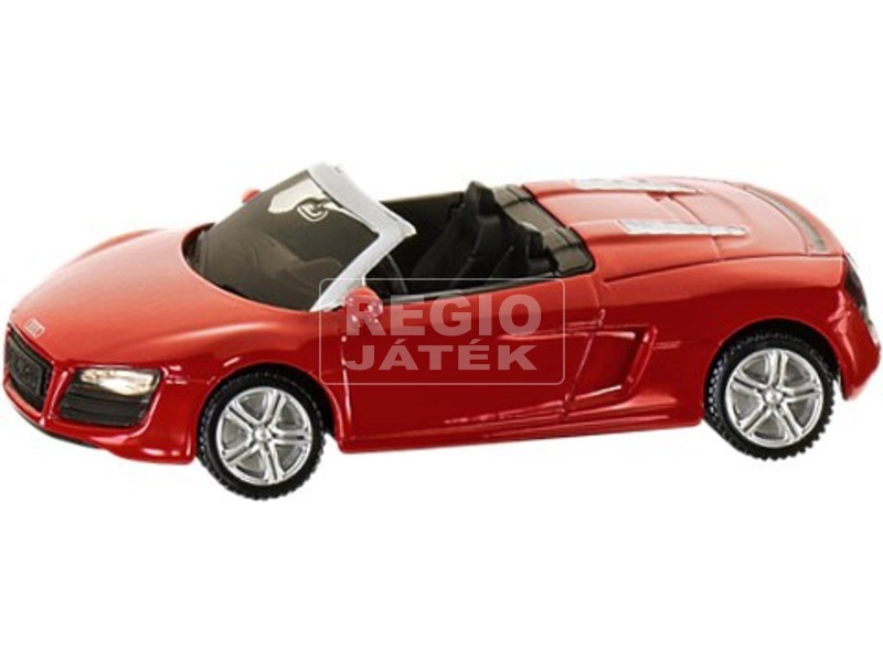 Siku: Audi R8 Spyder sportautó 1:55