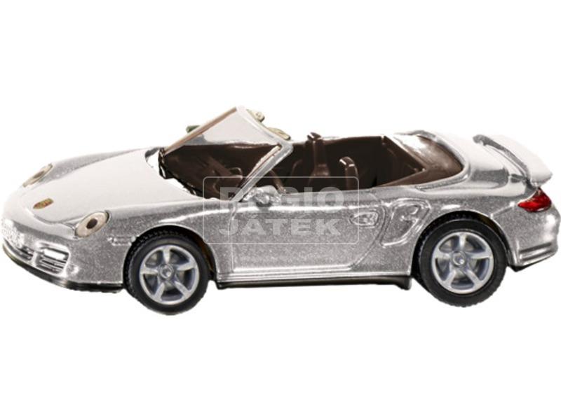 Siku: Porsche 911 Turbo cabrio 1:55
